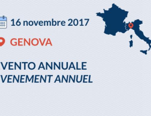 Genova, evento annuale del Programma Interreg Francia-Italia Marittimo