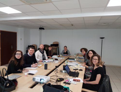 Nuovo incontro tra i partner di progetto