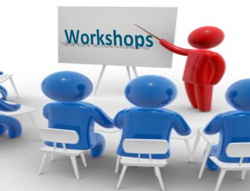 Workshop in arrivo sui territori regionali!