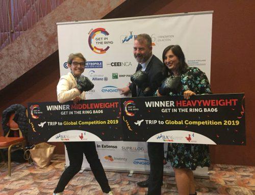 Start-up del progetto FR.I.START vince il 1° premio nella competizione internazionale Get in the Ring